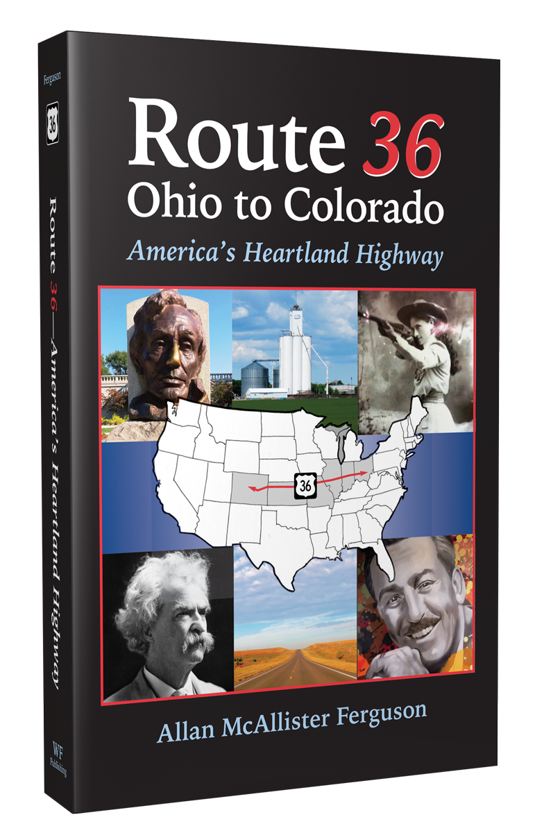 Route 36 Cover