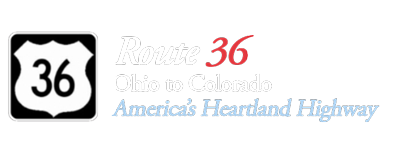 Route 36 Guidebook Logo